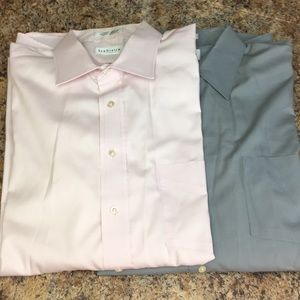 😍 2 for $10!!! Van Heusen dress shirts